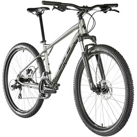 "GT Bicycles Aggressor Expert 27.5"", satin med silver"